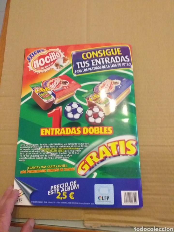 Coleccionismo deportivo: Liga este 2006.2007 - Foto 25 - 167164014