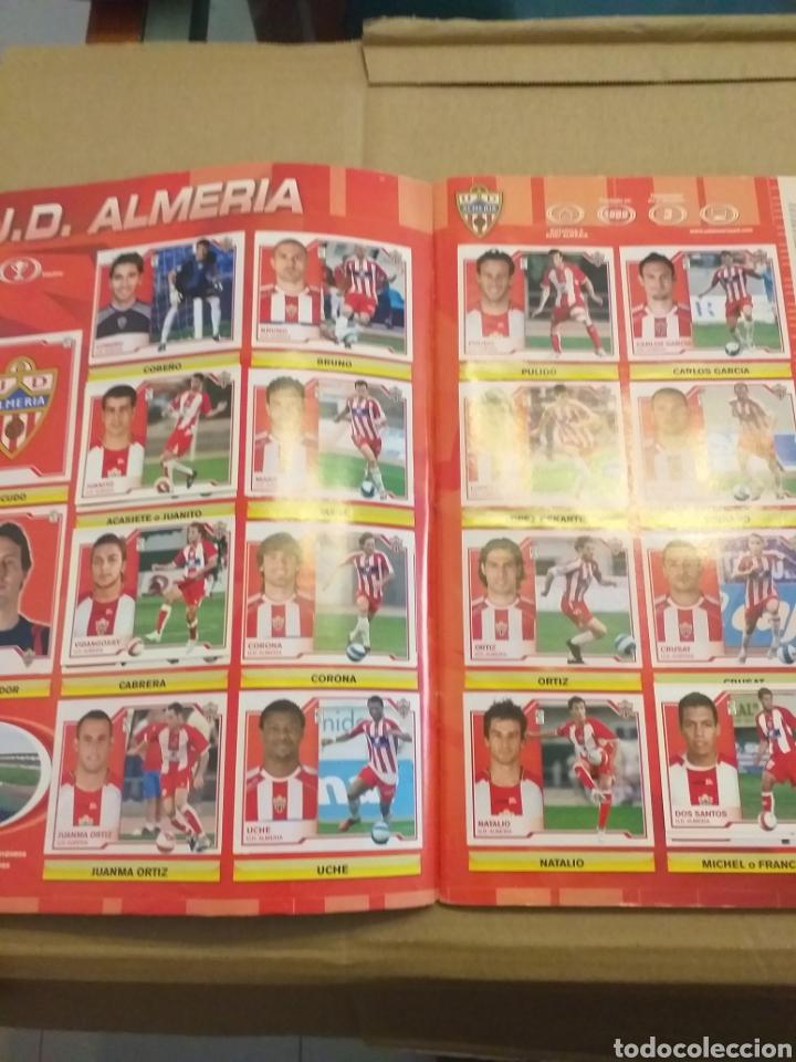 Coleccionismo deportivo: Album liga este 2007.2008 - Foto 2 - 167397173