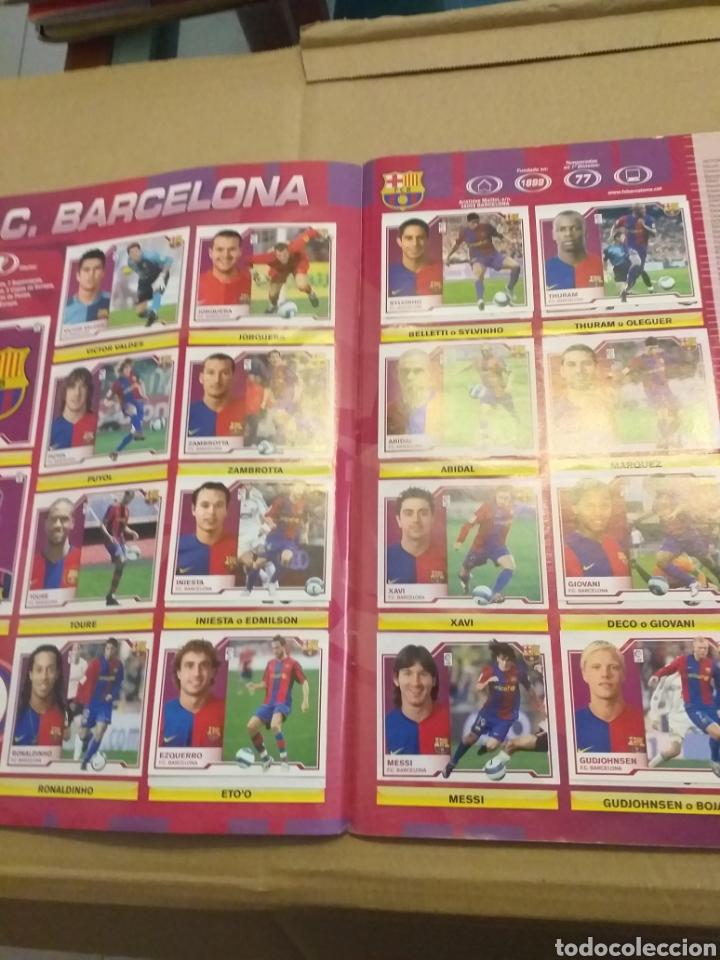 Coleccionismo deportivo: Album liga este 2007.2008 - Foto 5 - 167397173