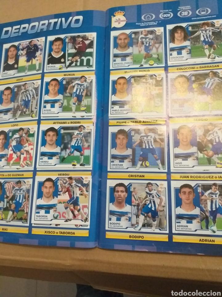 Coleccionismo deportivo: Album liga este 2007.2008 - Foto 7 - 167397173