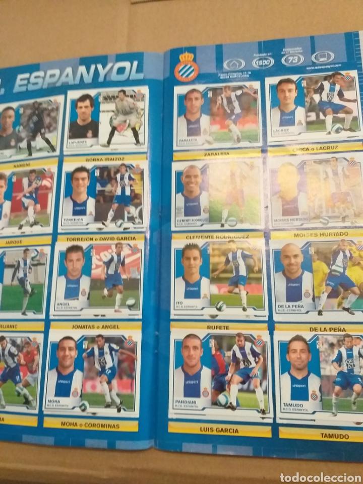 Coleccionismo deportivo: Album liga este 2007.2008 - Foto 8 - 167397173