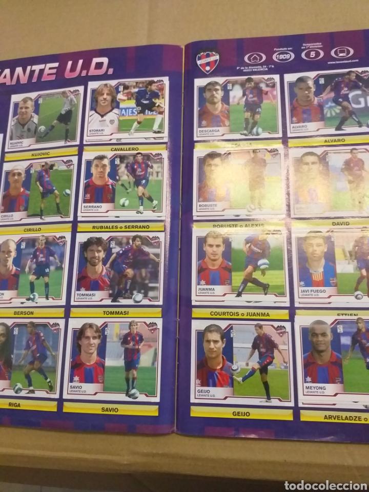 Coleccionismo deportivo: Album liga este 2007.2008 - Foto 10 - 167397173