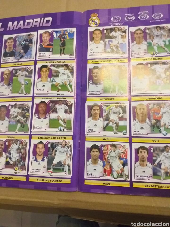 Coleccionismo deportivo: Album liga este 2007.2008 - Foto 11 - 167397173
