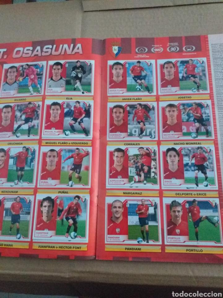 Coleccionismo deportivo: Album liga este 2007.2008 - Foto 14 - 167397173