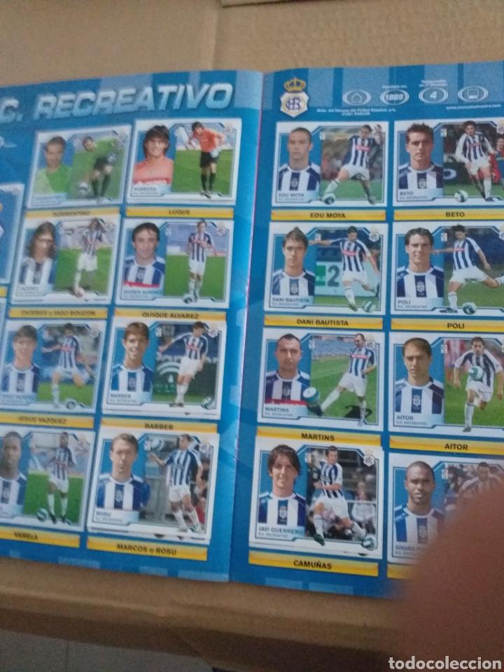 Coleccionismo deportivo: Album liga este 2007.2008 - Foto 16 - 167397173
