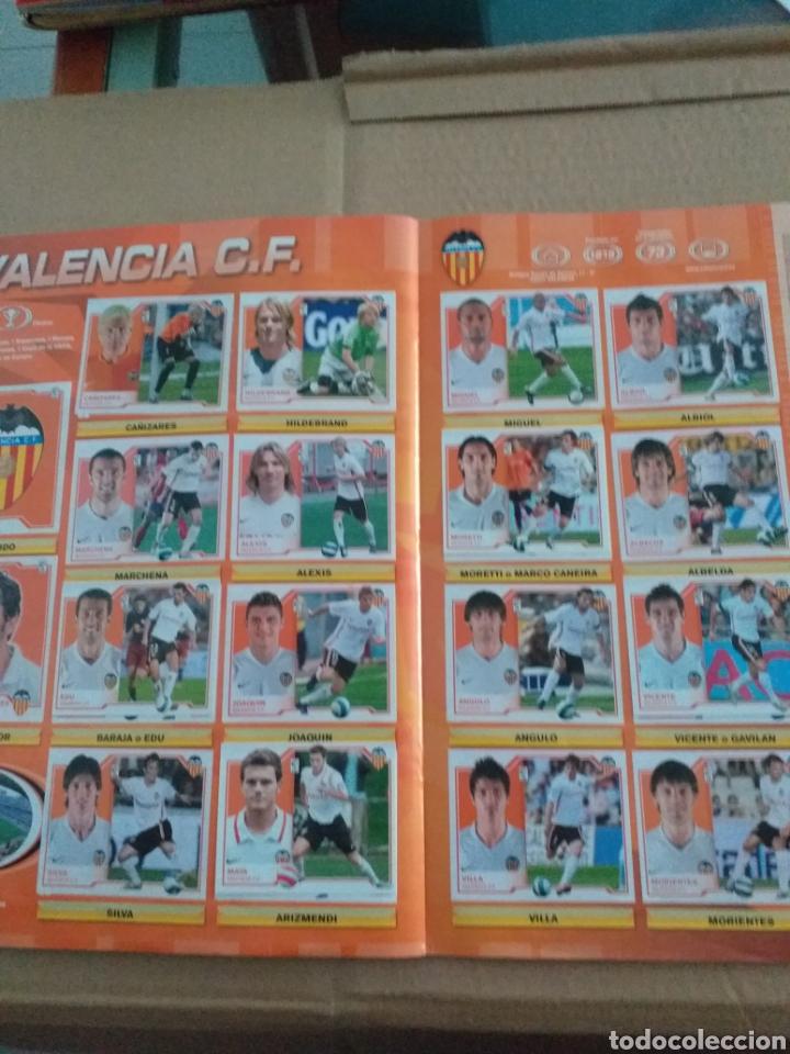 Coleccionismo deportivo: Album liga este 2007.2008 - Foto 18 - 167397173
