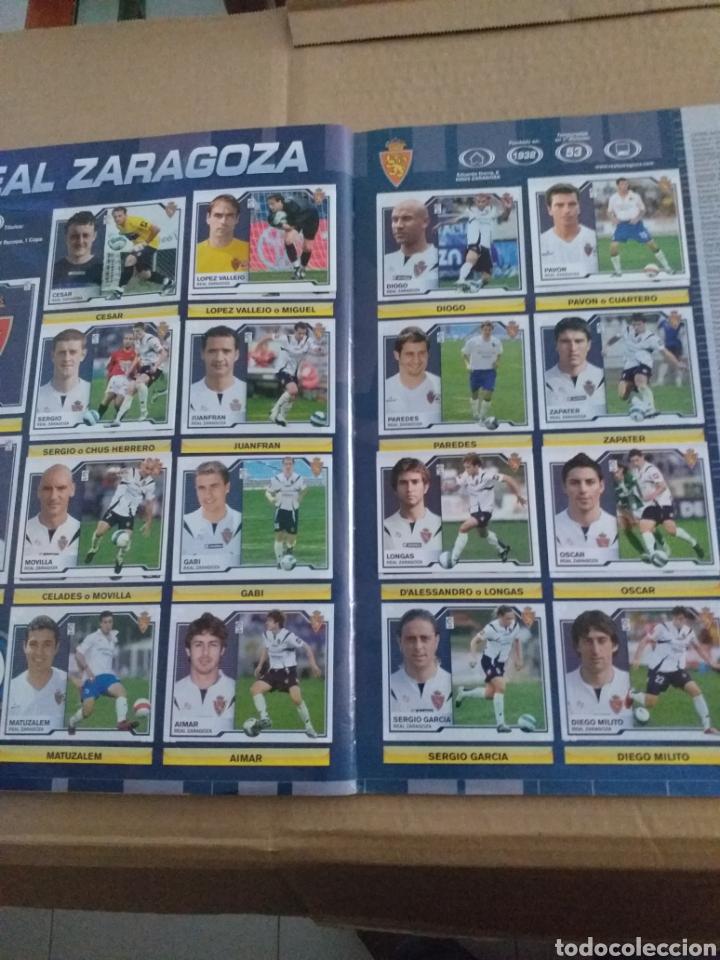 Coleccionismo deportivo: Album liga este 2007.2008 - Foto 21 - 167397173