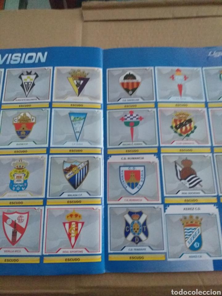 Coleccionismo deportivo: Album liga este 2007.2008 - Foto 22 - 167397173