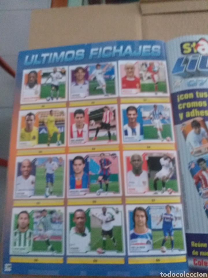 Coleccionismo deportivo: Album liga este 2007.2008 - Foto 25 - 167397173