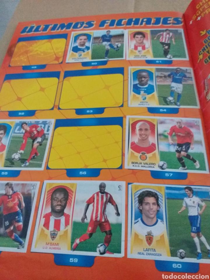 Coleccionismo deportivo: Album liga este 2009.2010 - Foto 2 - 167407744