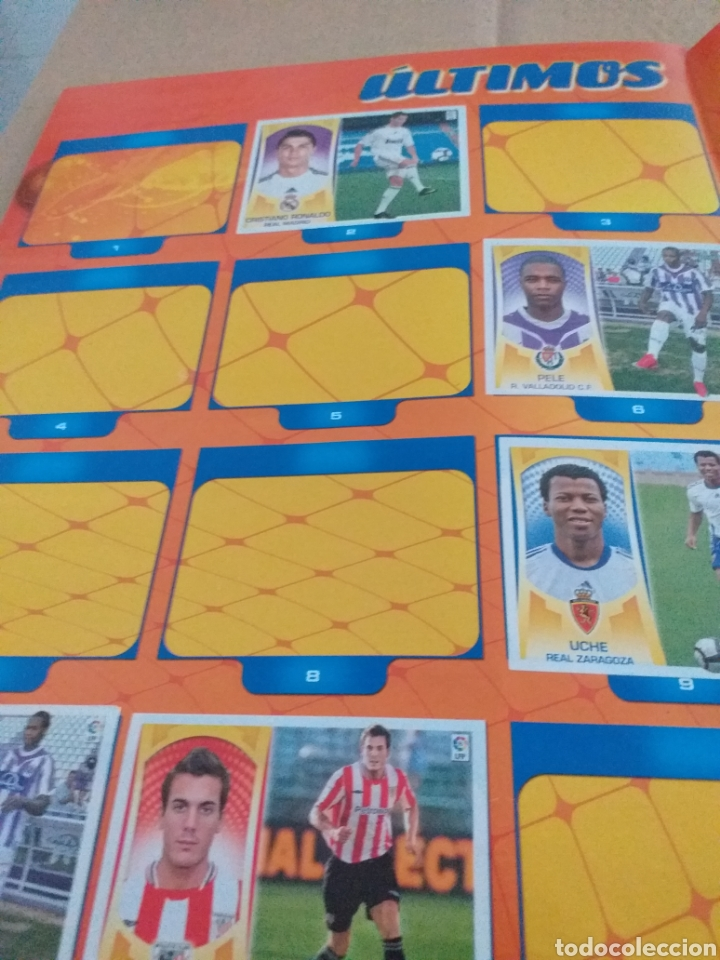Coleccionismo deportivo: Album liga este 2009.2010 - Foto 5 - 167407744