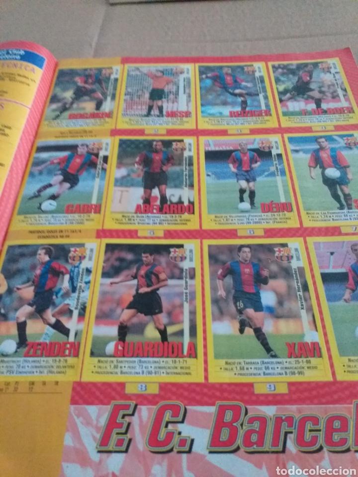 Coleccionismo deportivo: Album liga 99.00 panini - Foto 2 - 167440240