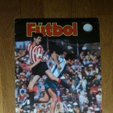 Coleccionismo deportivo: ALBUM VACIO LIGA ESTE 77 / 78 1977 1978. Lote 167571724