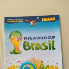 Coleccionismo deportivo: ALBUM VACÍO PANINI MUNDIAL BRASIL 2014. Lote 167726289