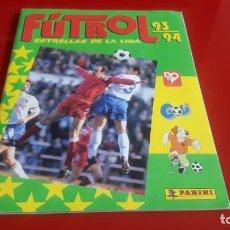 Coleccionismo deportivo: ALBUM INCOMPLETO LIGA 1993 1994 93 94 PANINI . Lote 167752952