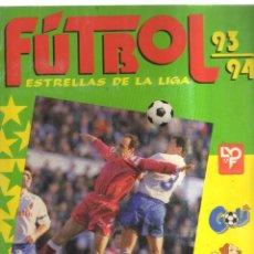 Coleccionismo deportivo: FUTBOL 93-94 ESTRELLAS DE LA LIGA IMCOMPLETO FALTAN 15 CROMOS. Lote 168068052