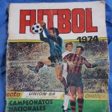 Coleccionismo deportivo: ALBUM CROMOS FÚTBOL 1973 1974 RUIZ ROMERO. Lote 168299494
