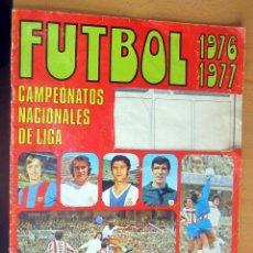 Coleccionismo deportivo: FUTBOL 1976 1977 RUIZ ROMERO. Lote 168338324