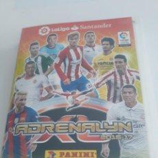 Coleccionismo deportivo: ALBÚM ADRENALYN 2016 - 2017 16 17 - PANINI - CON 334 CROMOS DIFERENTES . Lote 168346216