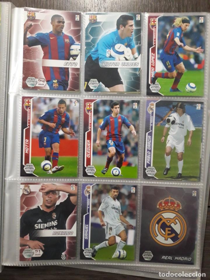 Coleccionismo deportivo: Mega Cracks, Megacracks 2005-2006, 05-06 - 117 cromos diferentes - Editorial Panini - Foto 2 - 168404696