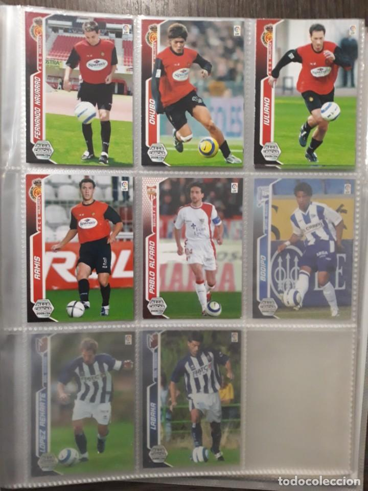 Coleccionismo deportivo: Mega Cracks, Megacracks 2005-2006, 05-06 - 117 cromos diferentes - Editorial Panini - Foto 10 - 168404696