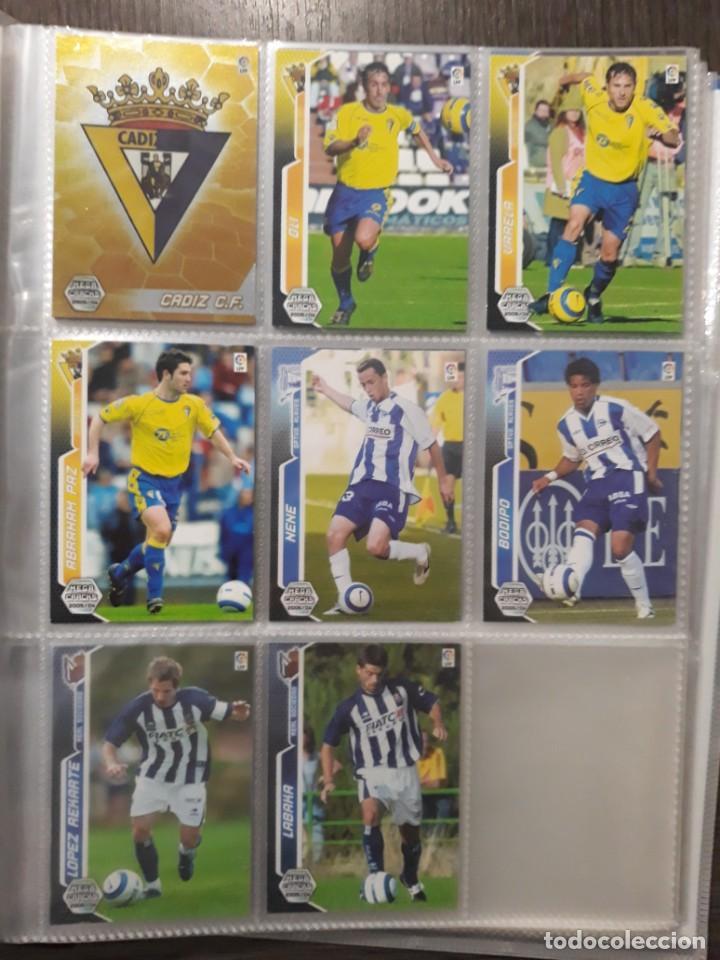 Coleccionismo deportivo: Mega Cracks, Megacracks 2005-2006, 05-06 - 117 cromos diferentes - Editorial Panini - Foto 12 - 168404696