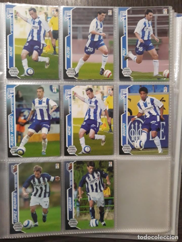 Coleccionismo deportivo: Mega Cracks, Megacracks 2005-2006, 05-06 - 117 cromos diferentes - Editorial Panini - Foto 13 - 168404696