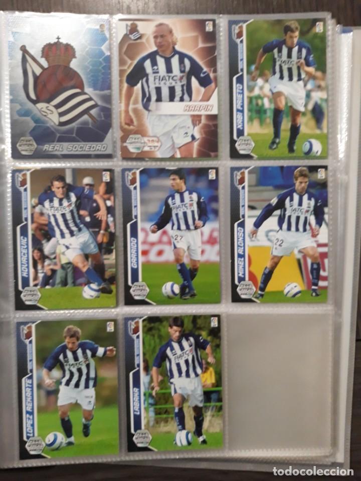 Coleccionismo deportivo: Mega Cracks, Megacracks 2005-2006, 05-06 - 117 cromos diferentes - Editorial Panini - Foto 14 - 168404696
