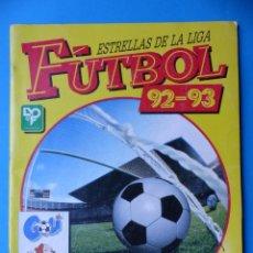 Coleccionismo deportivo: ALBUM CROMOS - FUTBOL 1992-1993 92-93 - PANINI - FALTAN 58 CROMOS DE 220. Lote 168426936