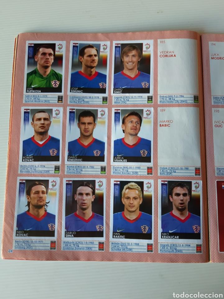 Coleccionismo deportivo: Álbum de cromos Eurocopa 2008 Austria Suiza Panini - Foto 22 - 168484230