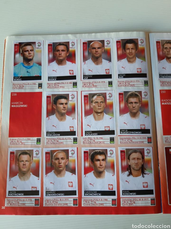 Coleccionismo deportivo: Álbum de cromos Eurocopa 2008 Austria Suiza Panini - Foto 28 - 168484230