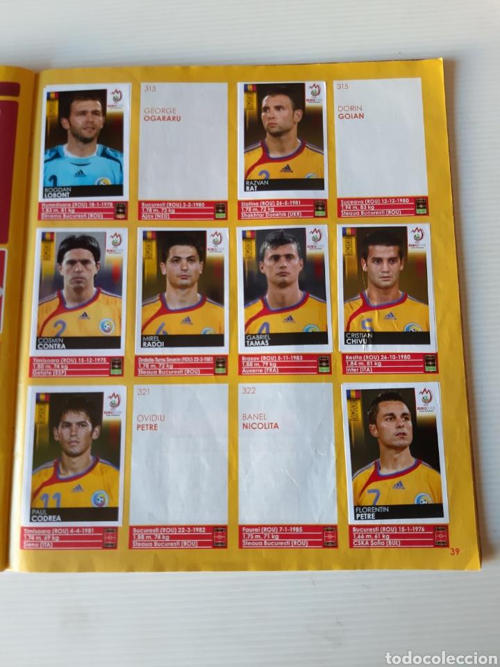 Coleccionismo deportivo: Álbum de cromos Eurocopa 2008 Austria Suiza Panini - Foto 37 - 168484230