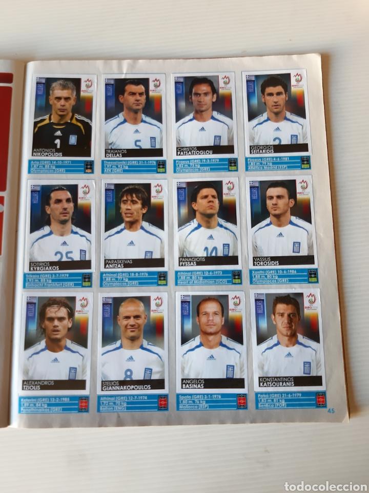 Coleccionismo deportivo: Álbum de cromos Eurocopa 2008 Austria Suiza Panini - Foto 43 - 168484230