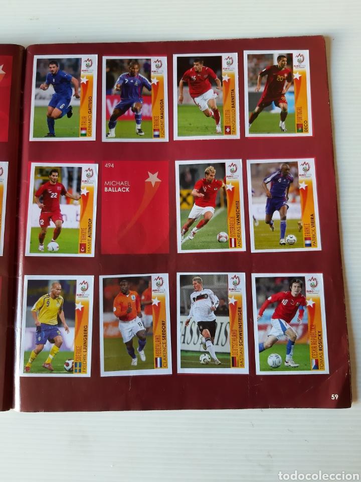 Coleccionismo deportivo: Álbum de cromos Eurocopa 2008 Austria Suiza Panini - Foto 57 - 168484230