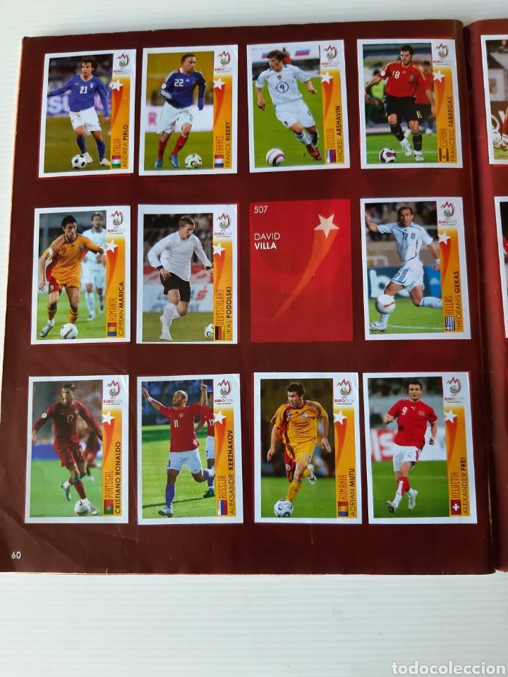 Coleccionismo deportivo: Álbum de cromos Eurocopa 2008 Austria Suiza Panini - Foto 58 - 168484230