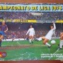 Coleccionismo deportivo: LIGA 1975 1976 75 76. EDICIONES ESTE. ALBUM INCOMPLETO CON MUCHOS DOBLES Y DOS FICHAJES. VER FOTOS.. Lote 168489624