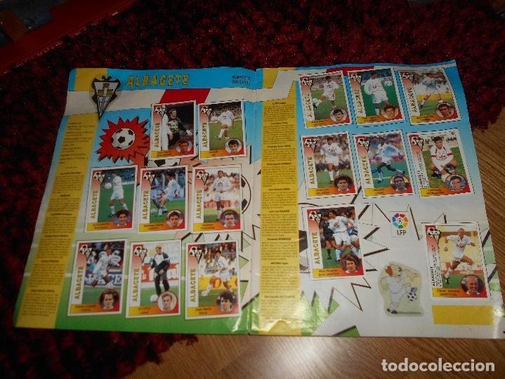 Coleccionismo deportivo: Álbum NO COMPLETOLiga 1994-1995 94-95 - Panini Ver fotos en interiores FALTAN 13 CROMOS - Foto 3 - 168642132