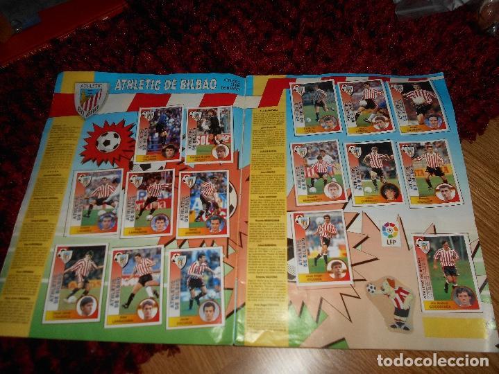 Coleccionismo deportivo: Álbum NO COMPLETOLiga 1994-1995 94-95 - Panini Ver fotos en interiores FALTAN 13 CROMOS - Foto 4 - 168642132