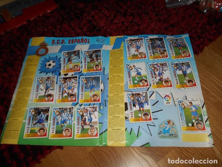 Coleccionismo deportivo: Álbum NO COMPLETOLiga 1994-1995 94-95 - Panini Ver fotos en interiores FALTAN 13 CROMOS - Foto 10 - 168642132