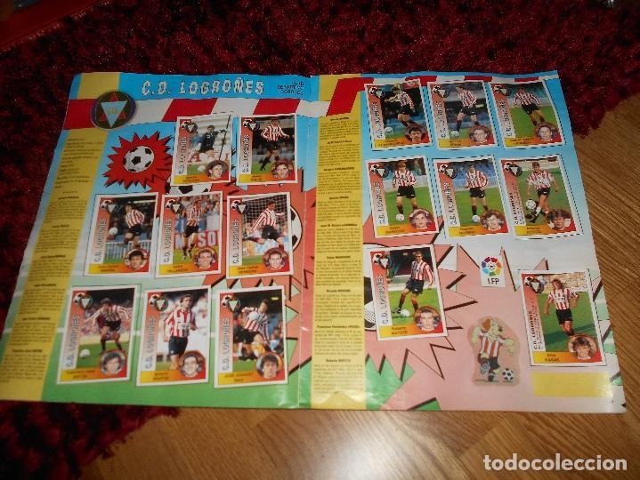 Coleccionismo deportivo: Álbum NO COMPLETOLiga 1994-1995 94-95 - Panini Ver fotos en interiores FALTAN 13 CROMOS - Foto 12 - 168642132