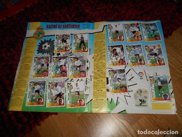 Coleccionismo deportivo: Álbum NO COMPLETOLiga 1994-1995 94-95 - Panini Ver fotos en interiores FALTAN 13 CROMOS - Foto 15 - 168642132