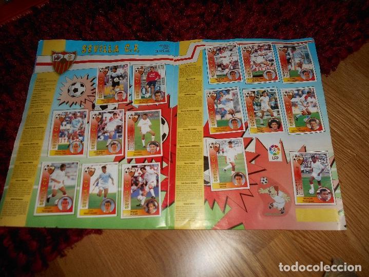 Coleccionismo deportivo: Álbum NO COMPLETOLiga 1994-1995 94-95 - Panini Ver fotos en interiores FALTAN 13 CROMOS - Foto 16 - 168642132