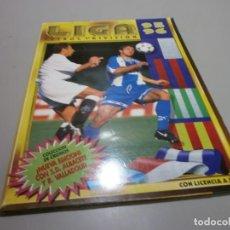 Coleccionismo deportivo: ALBUM LIGA 95 96 EDICIONES ESTE FOTOS DE TODAS LAS HOJAS. Lote 168712520