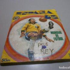 Coleccionismo deportivo: ALBUM ESPAÑA 82 DE FHER FOTOS DE TODAS LAS HOJAS. Lote 168712932