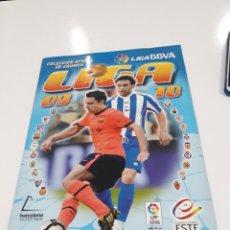 Coleccionismo deportivo: ALBUM LIGA ESTE 2009 -2010 09 10 PANINI. CON 415 CROMOS DIFERENTES CON ALGUNOS COLOCAS. Lote 168763688