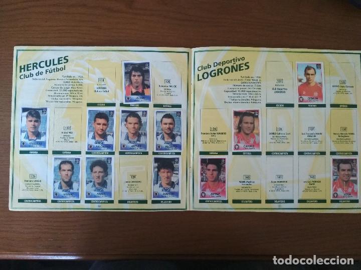 Coleccionismo deportivo: ALBUM CROMOS - LIGA FÚTBOL 1996-1997 96-97, BOLLYCAO - Foto 2 - 169110216