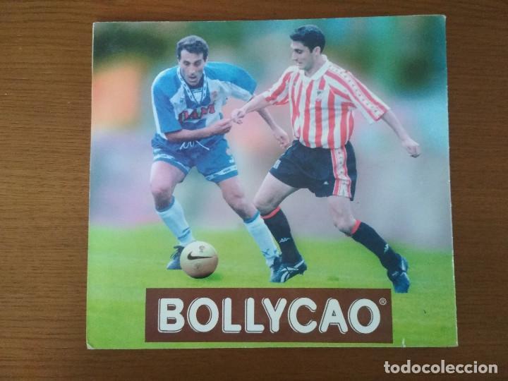 Coleccionismo deportivo: ALBUM CROMOS - LIGA FÚTBOL 1996-1997 96-97, BOLLYCAO - Foto 3 - 169110216