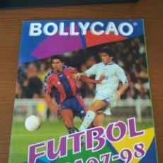 Coleccionismo deportivo: ALBUM CROMOS - LIGA 1997-1998 97-98, BOLLYCAO. Lote 169111280
