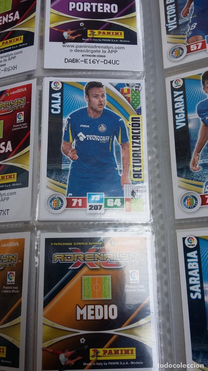 Coleccionismo deportivo: ADRENALYN 2015/2016 15 16 - PANINI - ARCHIVADOR CON 473 CARDS ( INCLUYE SUPERCRACKS, BISES ... ... - Foto 24 - 169185152