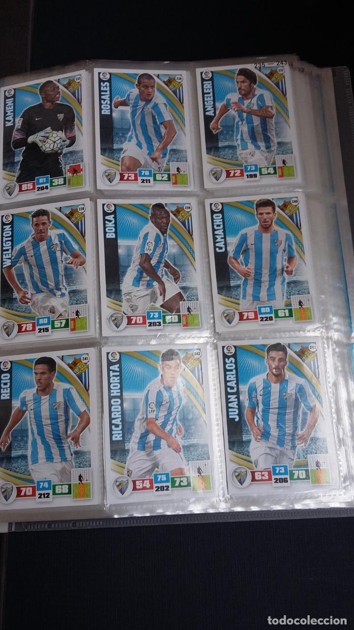 Coleccionismo deportivo: ADRENALYN 2015/2016 15 16 - PANINI - ARCHIVADOR CON 473 CARDS ( INCLUYE SUPERCRACKS, BISES ... ... - Foto 38 - 169185152
